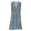 Royal Robbins NOE CROSS-OVER DRESS Frauen - Kleid - ADRIATIC