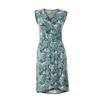 Royal Robbins NOE CROSS-OVER DRESS Frauen - Kleid - AQUA PT