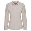 Royal Robbins BUG BARRIER™ EXPEDITION L/S Frauen - Outdoor Bluse - SOAPSTONE