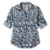 Royal Robbins EXPEDITION PRINT 3/4 SLEEVE Frauen - Outdoor Bluse - STELLAR