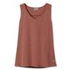 Royal Robbins FLYNN V-NECK TANK Frauen - Trägershirt - MUIRWOOD