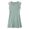 Royal Robbins FLYNN SCOOP NECK DRESS Frauen - Kleid - BLUE SURF