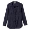 Royal Robbins COOL MESH L/S ECO TUNIC II Frauen - Outdoor Bluse - NAVY