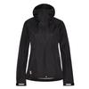 Fjällräven HIGH COAST HYDRATIC JACKET W Frauen - Regenjacke - BLACK