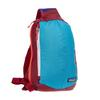 Patagonia ULTRALIGHT BLACK HOLE SLING - Tagesrucksack - PATCHWORK: CURACAO BLUE