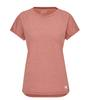 Arc'teryx TAEMA CREW SS WOMEN' S Frauen - Funktionsshirt - LIGHT WONDERLAND HEATHER