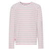 Craghoppers NOSILIFE PAOLA LONG SLEEVED T-SHIRT Kinder - Mückenabweisende Kleidung - BLUE NAVY/POMPEIAN RED STRIPE