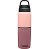 Camelbak TRINKFLASCHE MULTIBEV SST VACUUM STAINLESS - Trinkflasche - ROSA