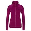 Adidas TERREX TECH FLOOCE HOODED HIKING FLEECE Frauen - Fleecejacke - PURPLE