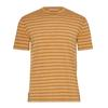 Icebreaker M UTILITY EXPLORE SS CREWE STRIPE Männer - Funktionsshirt - COYOTE