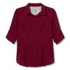 Royal Robbins EXPEDITION L/S Frauen - Outdoor Bluse - RASPBERRY