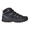 Salomon X ULTRA 3 WIDE MID GTX Männer - Hikingstiefel - BLACK / INDIA INK / MONUMENT