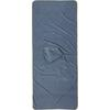Cocoon MICROFIBER BEACH TOWEL / PONCHO ULTRALIGHT - Reisehandtuch - ANCHOR GREY