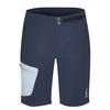 Scott SHORT W' S EXPLORAIR LIGHT Frauen - Radshorts - MIDNIGHT BLUE/GLACE BLUE