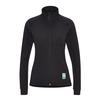 Tierra RE-SORTED NALLO WS Frauen - Fleecejacke - BLACK