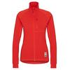 Tierra RE-SORTED NALLO WS Frauen - Fleecejacke - LAVA RED