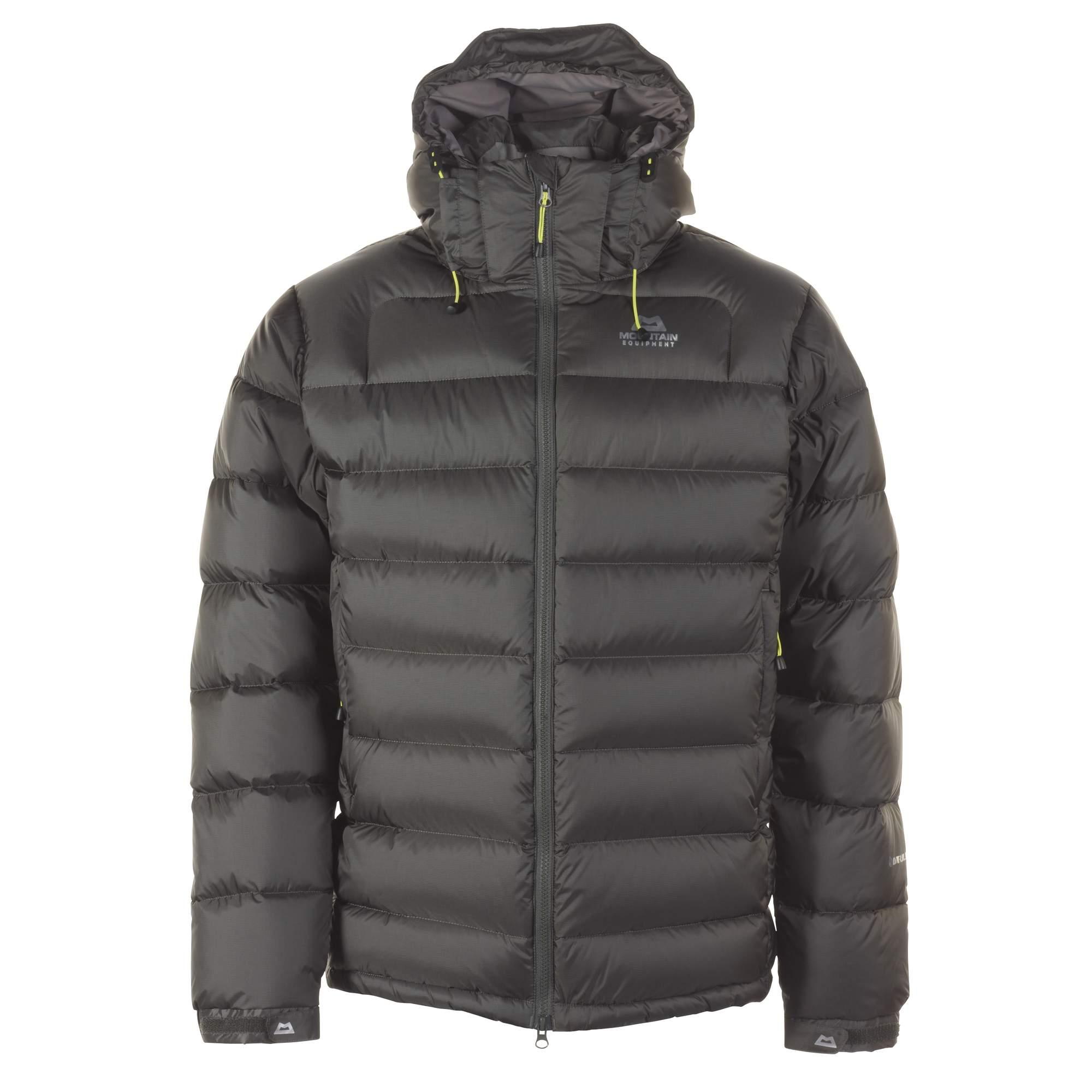 Mountain Equipment Lightline Jacket Herren Gr. XXL - grau|schwarz / shadow grey ME-000148 ME-01011 SHADOW GREY