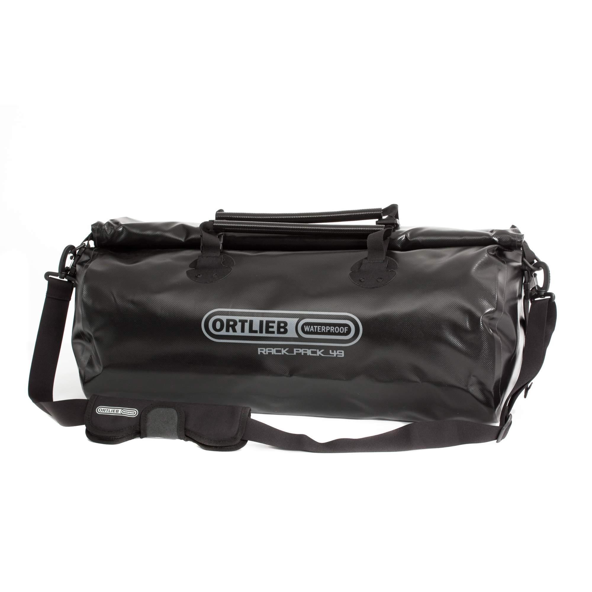 Ortlieb Rack-Pack - Reisetasche - Gr. L - schwarz