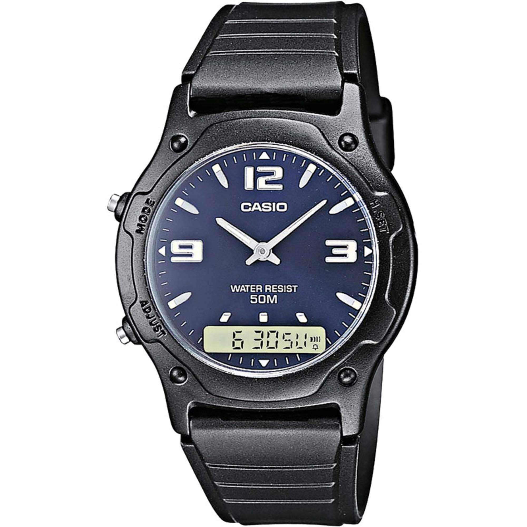 116785_a_trip_doubletime_casio Elegantes Uhr Mit Temperaturanzeige Dekorationen