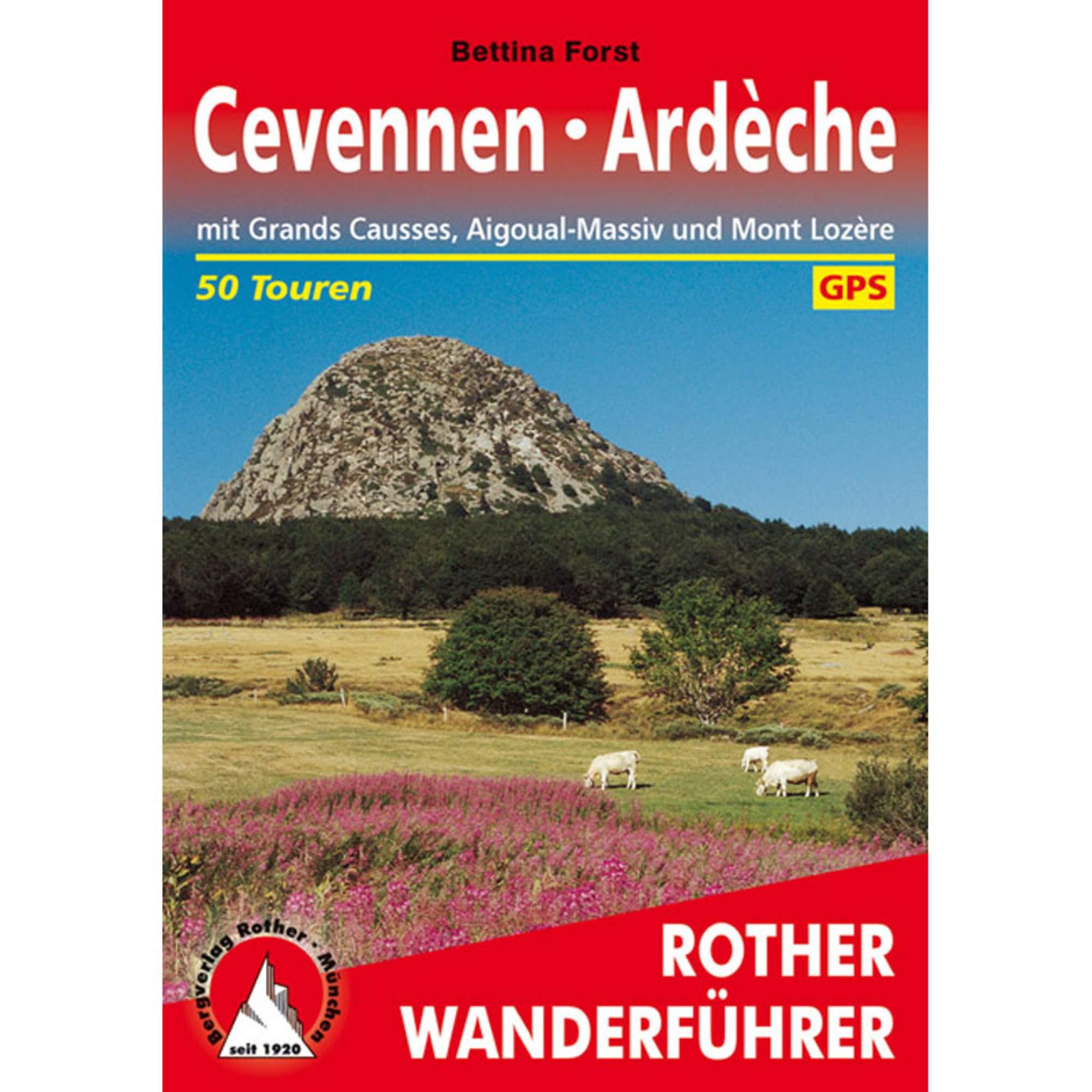 BVR CEVENNEN / ARDÈCHE, 14,90 Euro