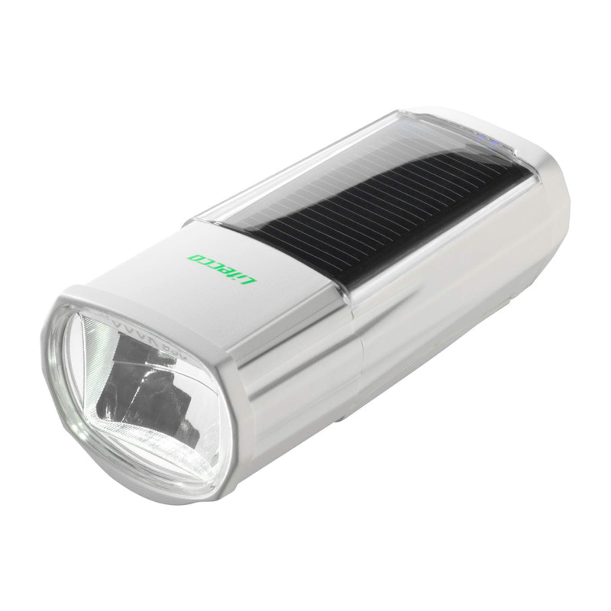 Litecco BRILLIAN - Fahrradbeleuchtung - weiß