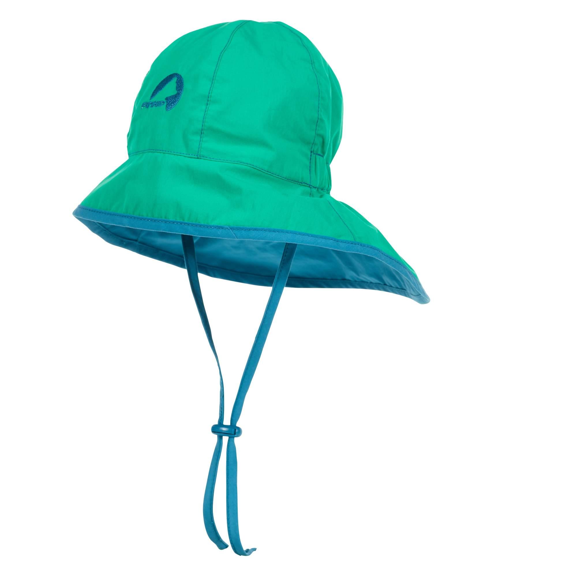 Finkid Ranta Sport Kinder Gr. 50 cm - grün / emerald/mosaic - Hüte 6031099