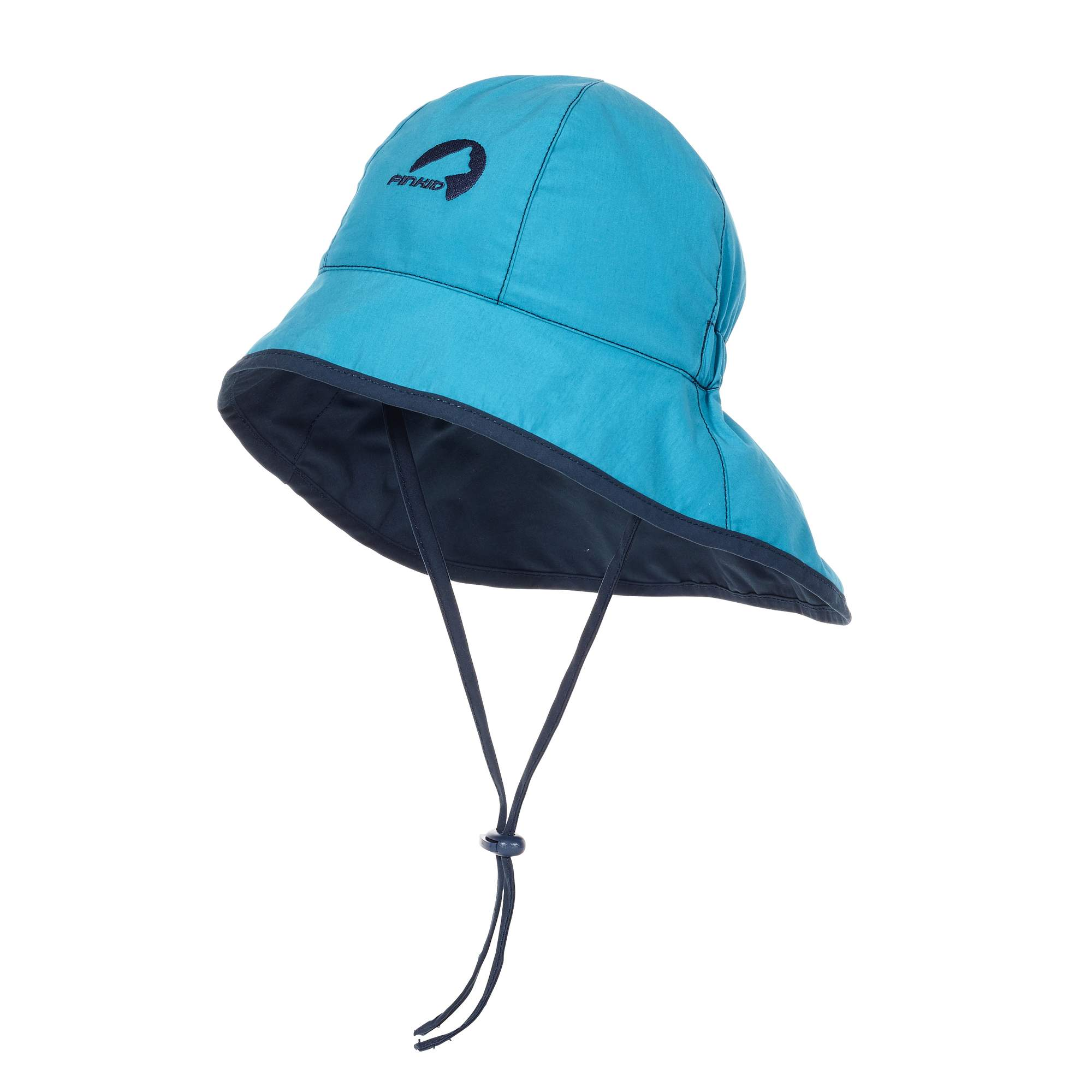 Finkid Ranta Sport Kinder Gr. 50 cm - blau / mosaic/navy - Hüte 6031099