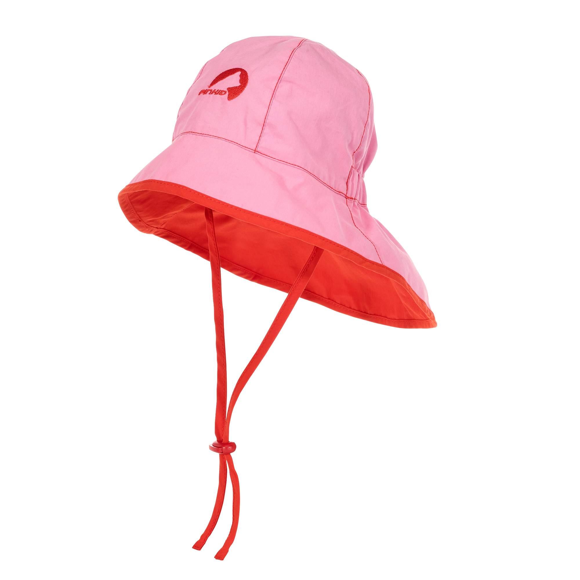 Finkid Ranta Sport Kinder Gr. 52 cm - pink-rosa / stardust/grenadine - Hüte 6031099
