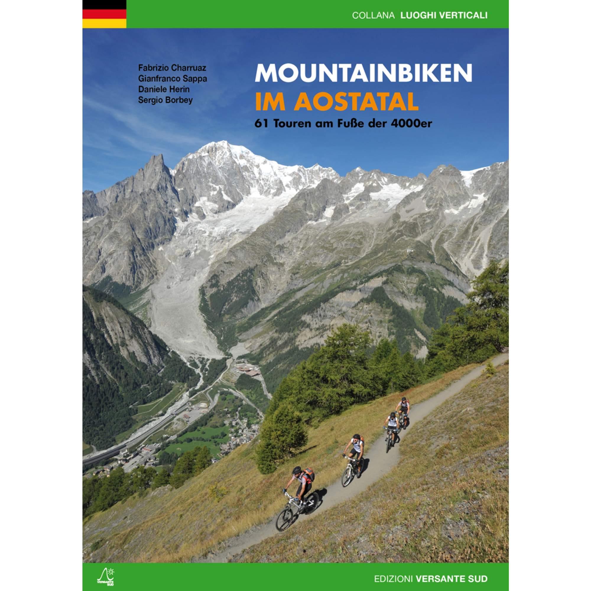 MOUNTAINBIKEN IM AOSTATAL - Mountainbikeführer