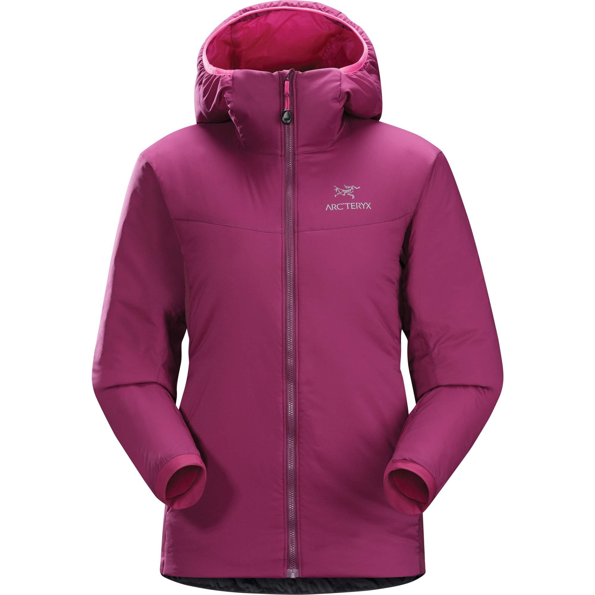 Arc'teryx Atom LT Hoody Damen Gr. XS - pink-rosa / lt chandra - Wattierte Kunstfaserjacken 269210