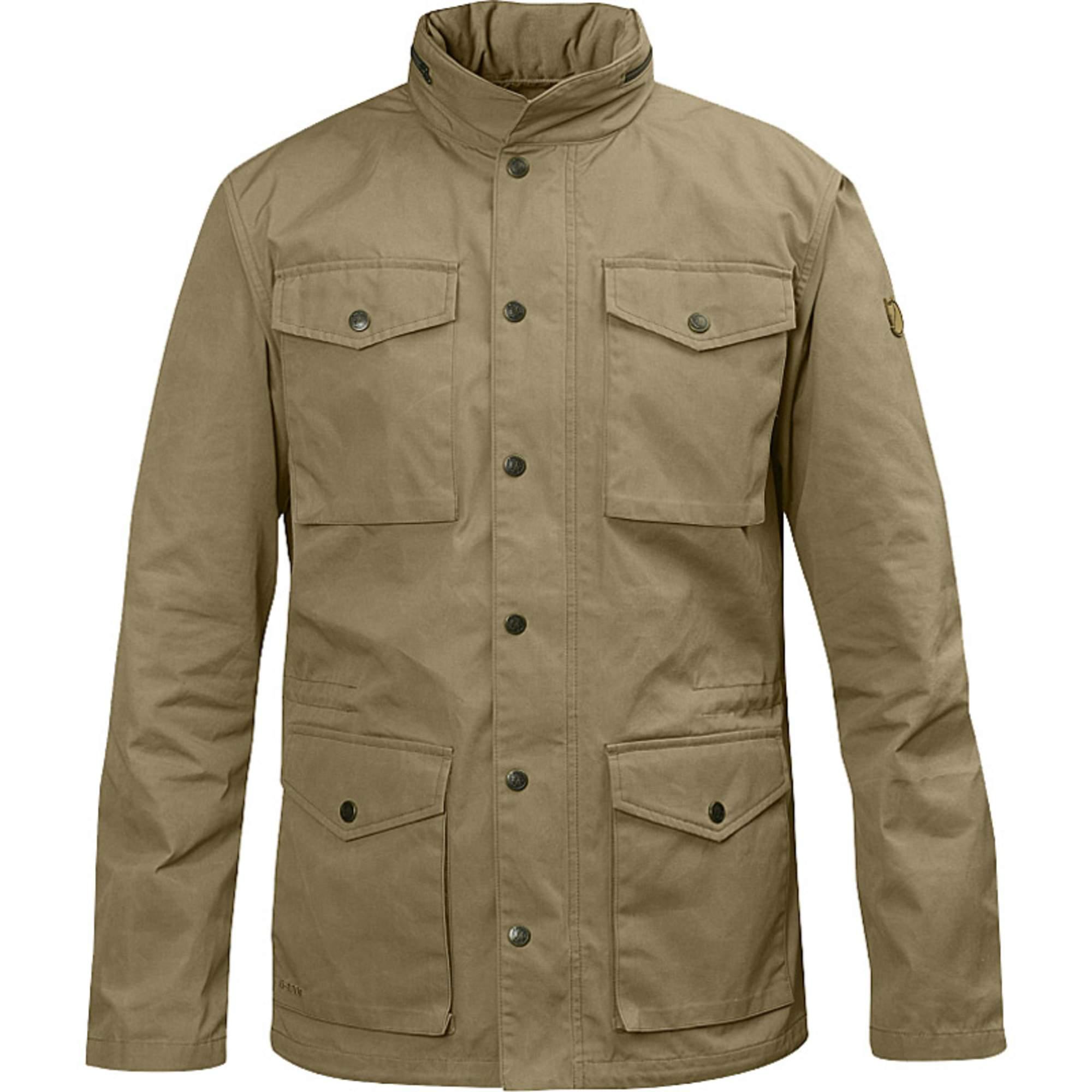 Fjällräven Räven Jacket Herren Gr. XL - beige-sand braun / sand - Übergangsjacken 82422 220