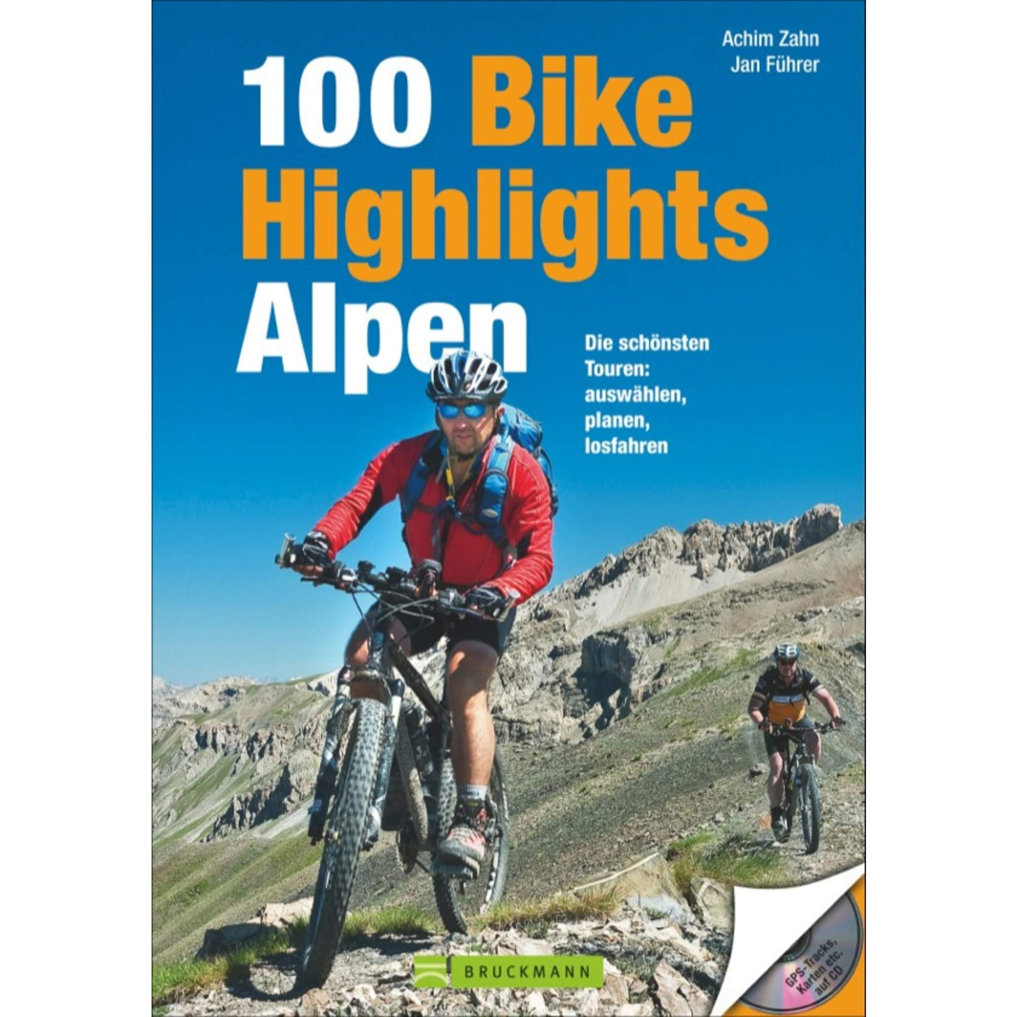 100 BIKE-HIGHLIGHTS ALPEN, 29,99 Euro