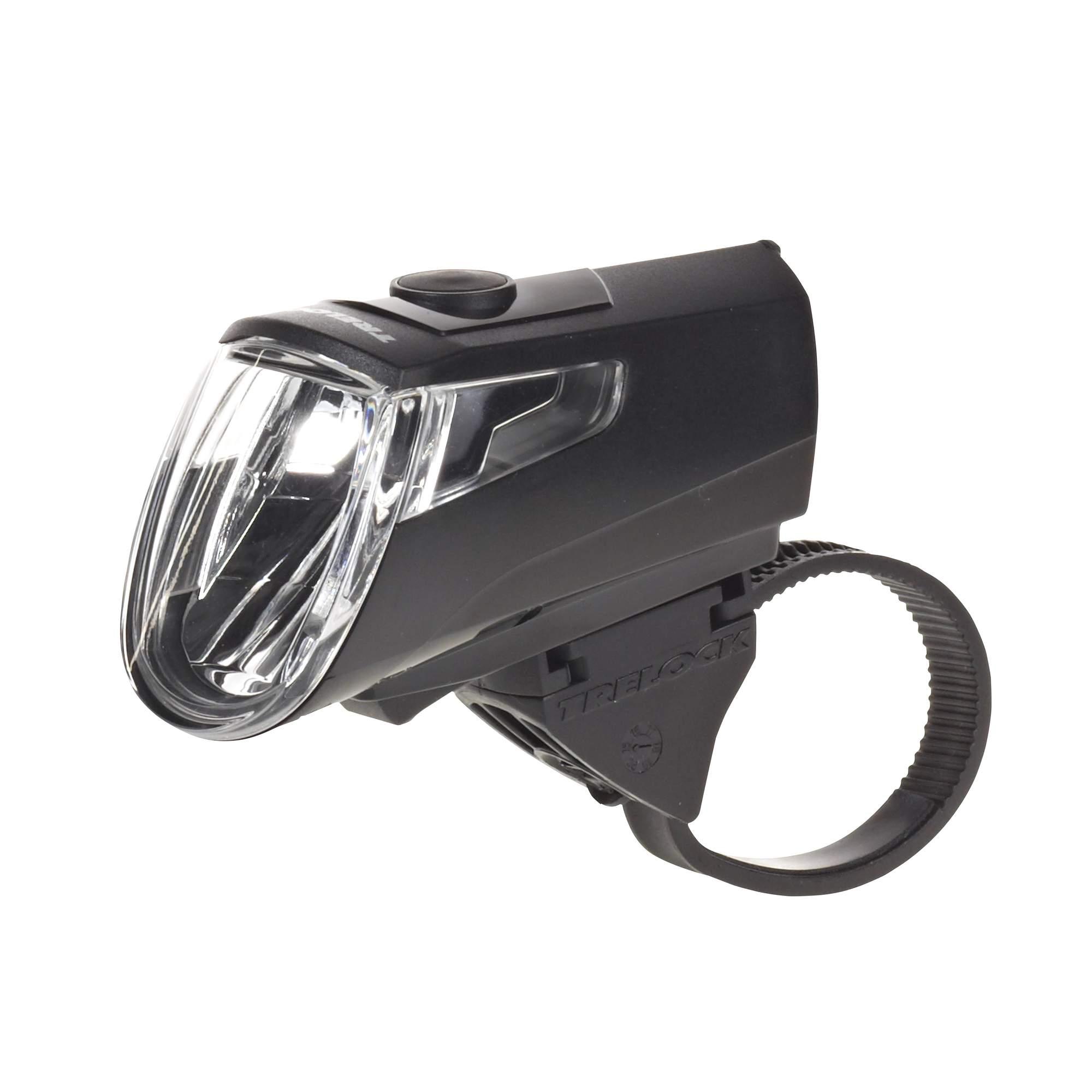 Trelock LS 360 I-GO ECO - Fahrradbeleuchtung - schwarz