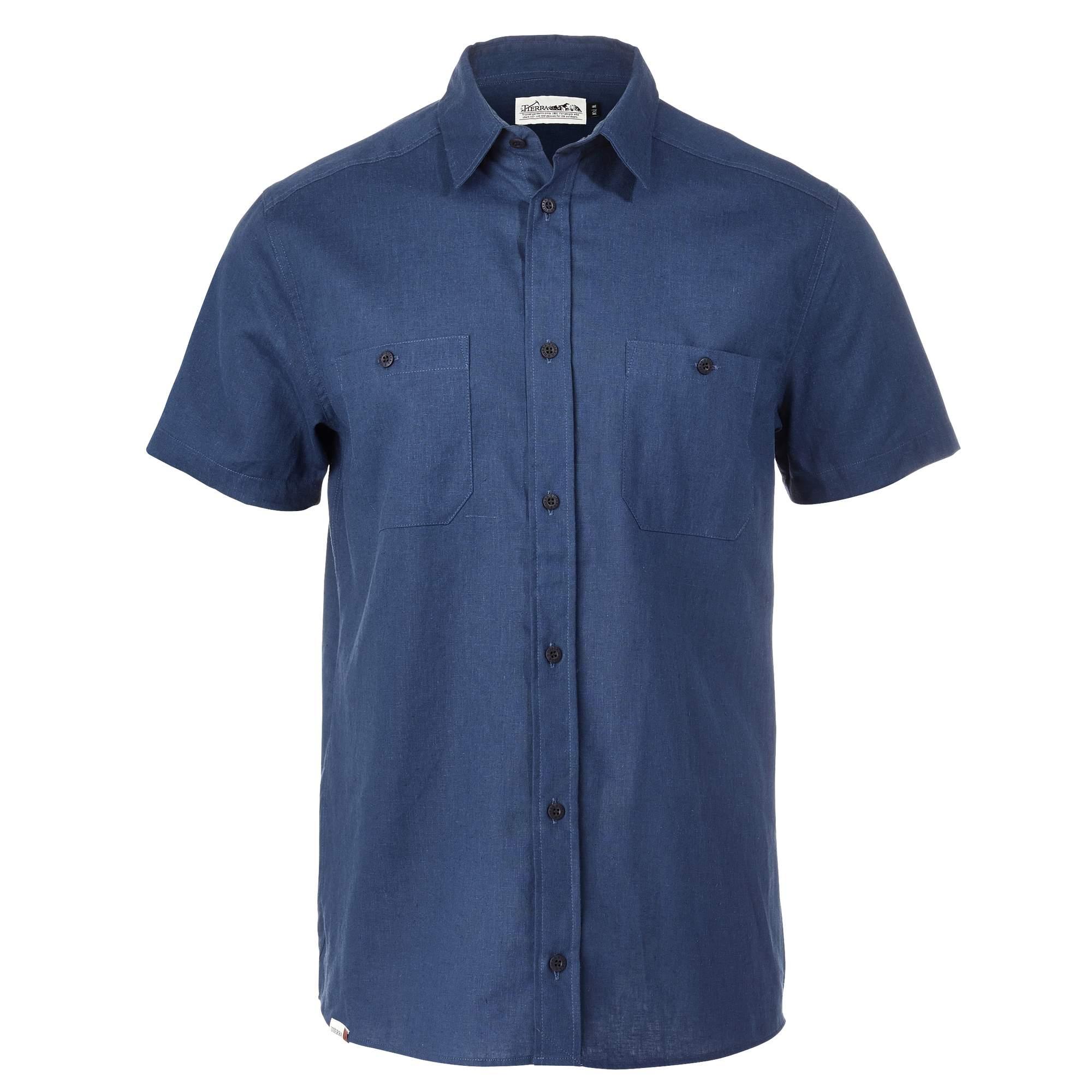 Kaiparo Hemp S/S Shirt