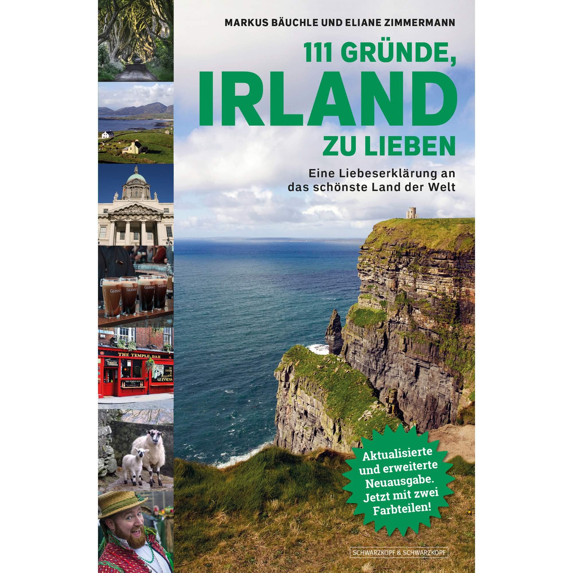 111 GRÜNDE, IRLAND ZU LIEBEN, 12,99 Euro