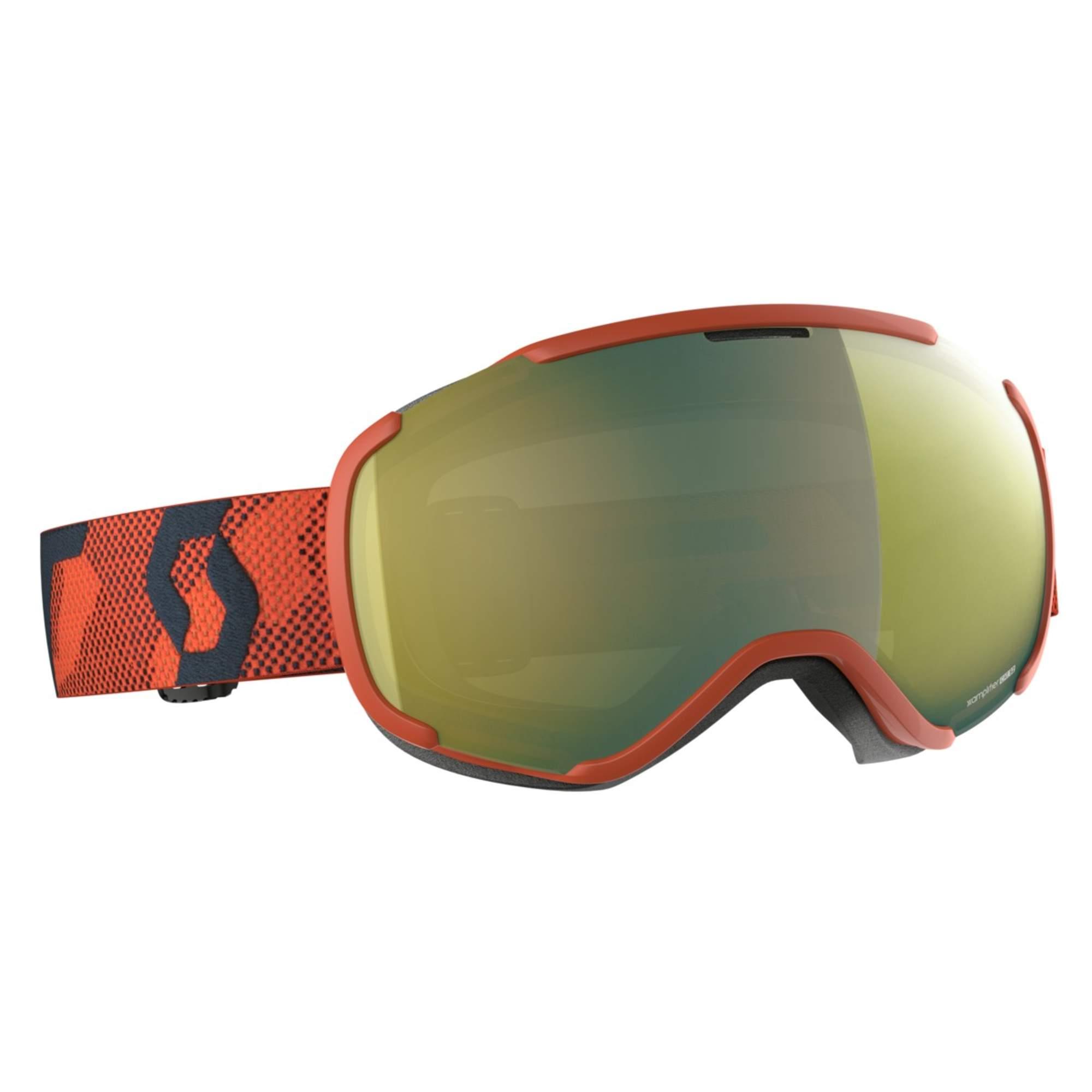 Scott Faze II Unisex - Skibrille - orange