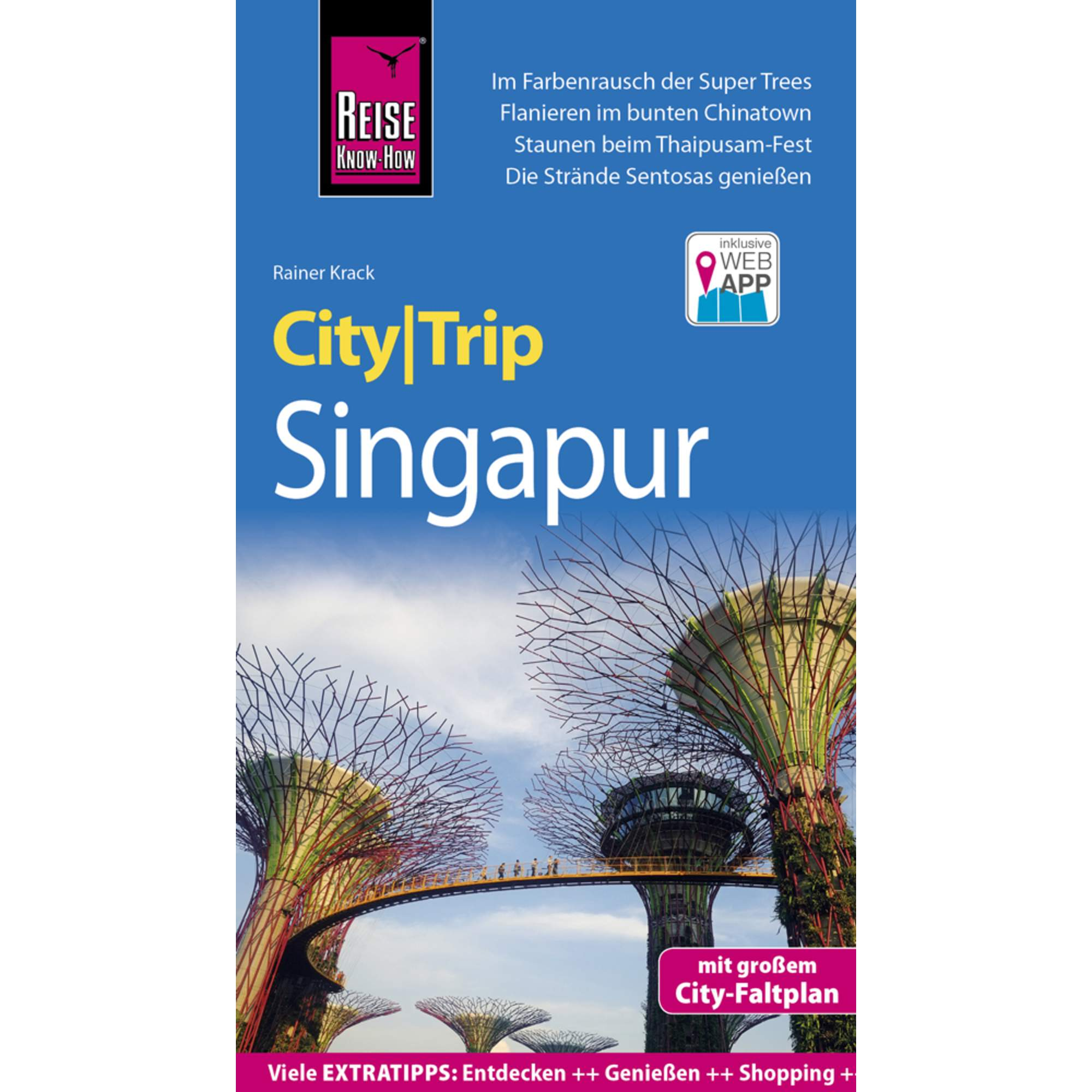 RKH CITYTRIP SINGAPUR, 11,95 Euro