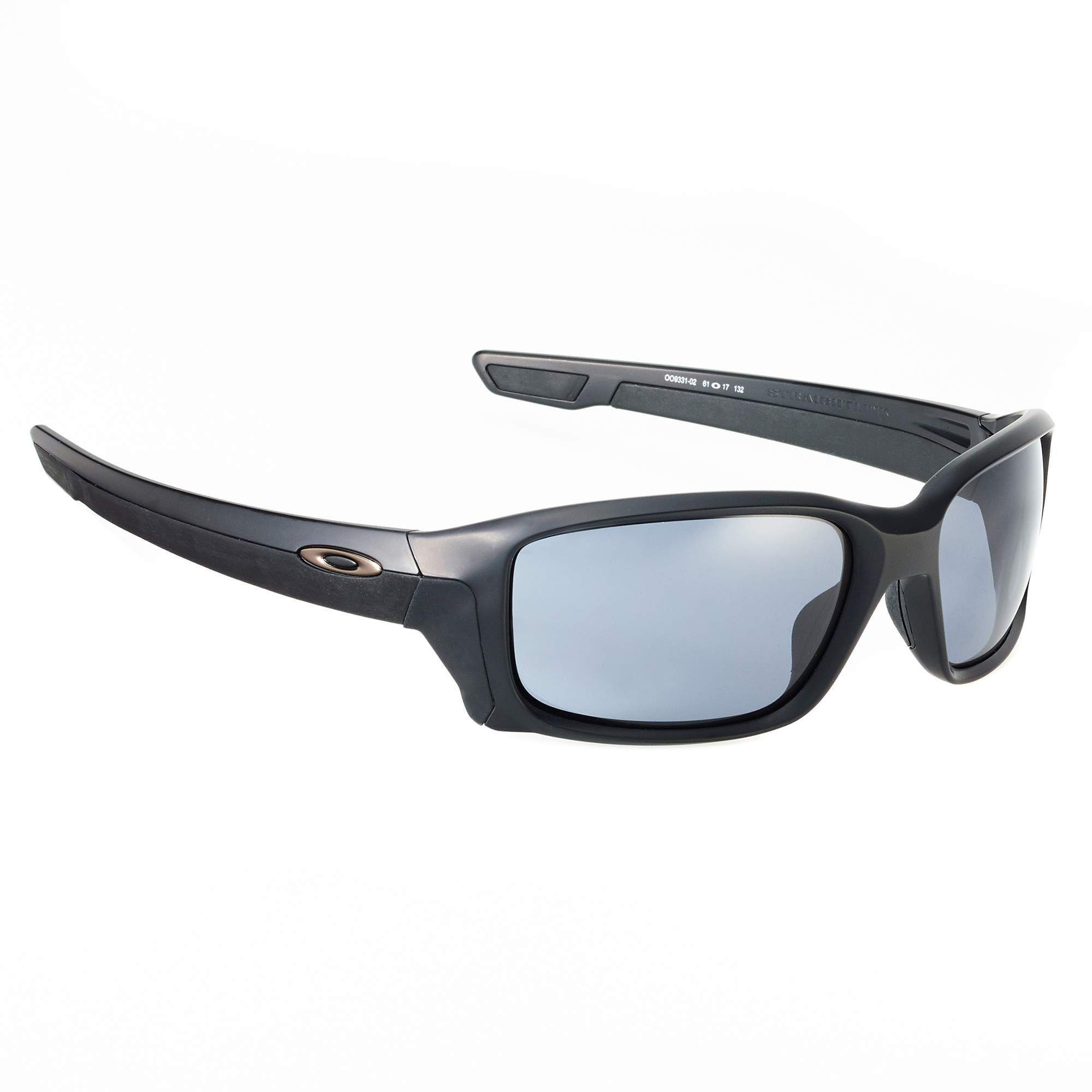 2c7f92cdc3 Oakley Straight Link Sunglasses preta 829oqDaW. Oakley Schwarz
