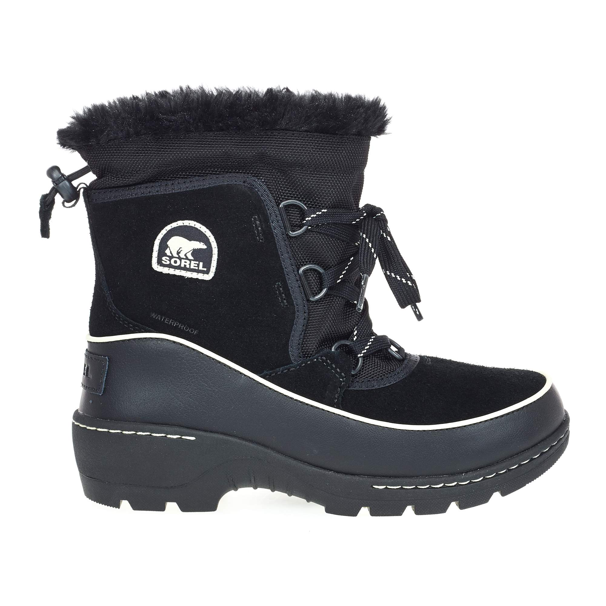 Sorel Youth Torino Kinder Gr. 28 - Winterstiefel - schwarz