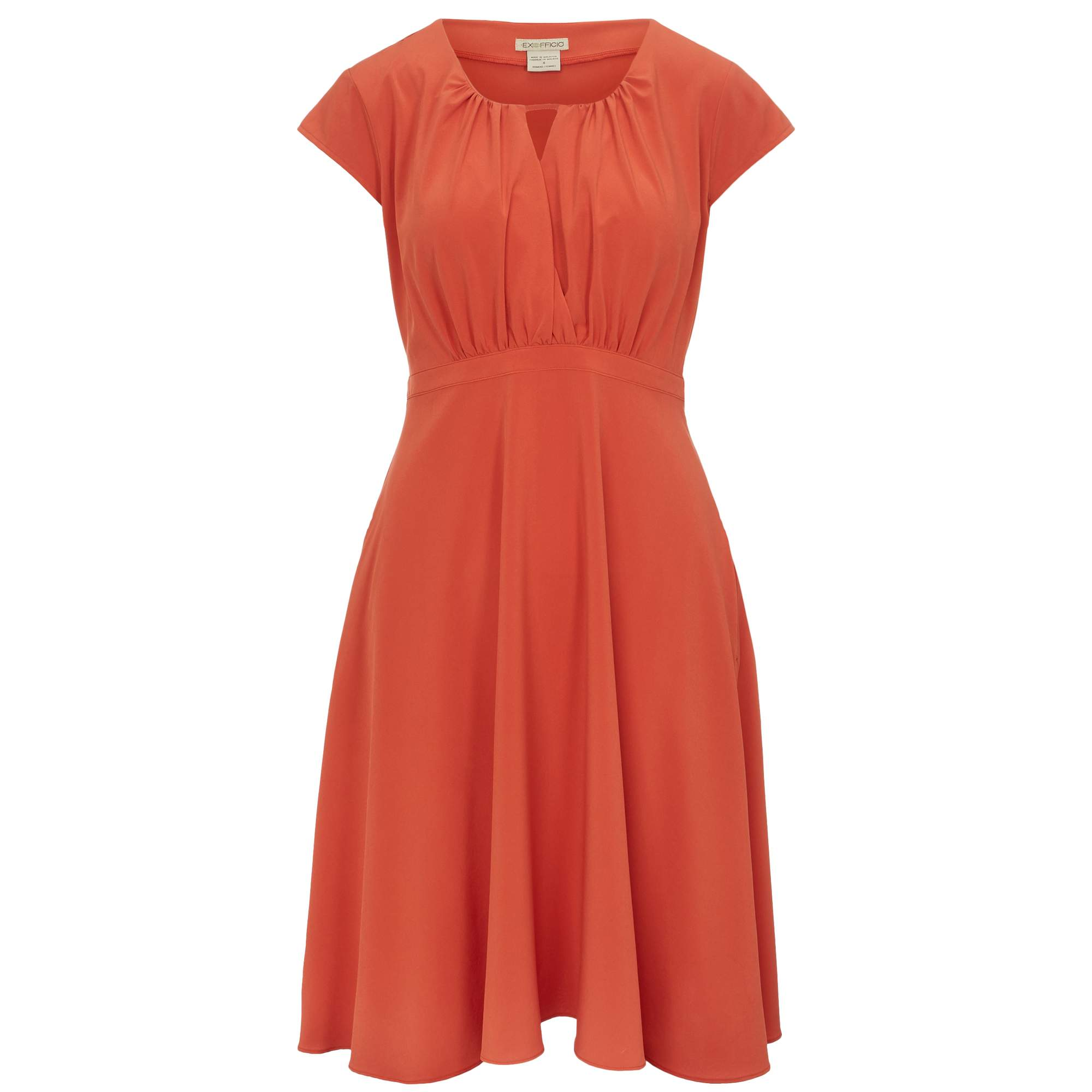 Kizmet Cross-Front Dress