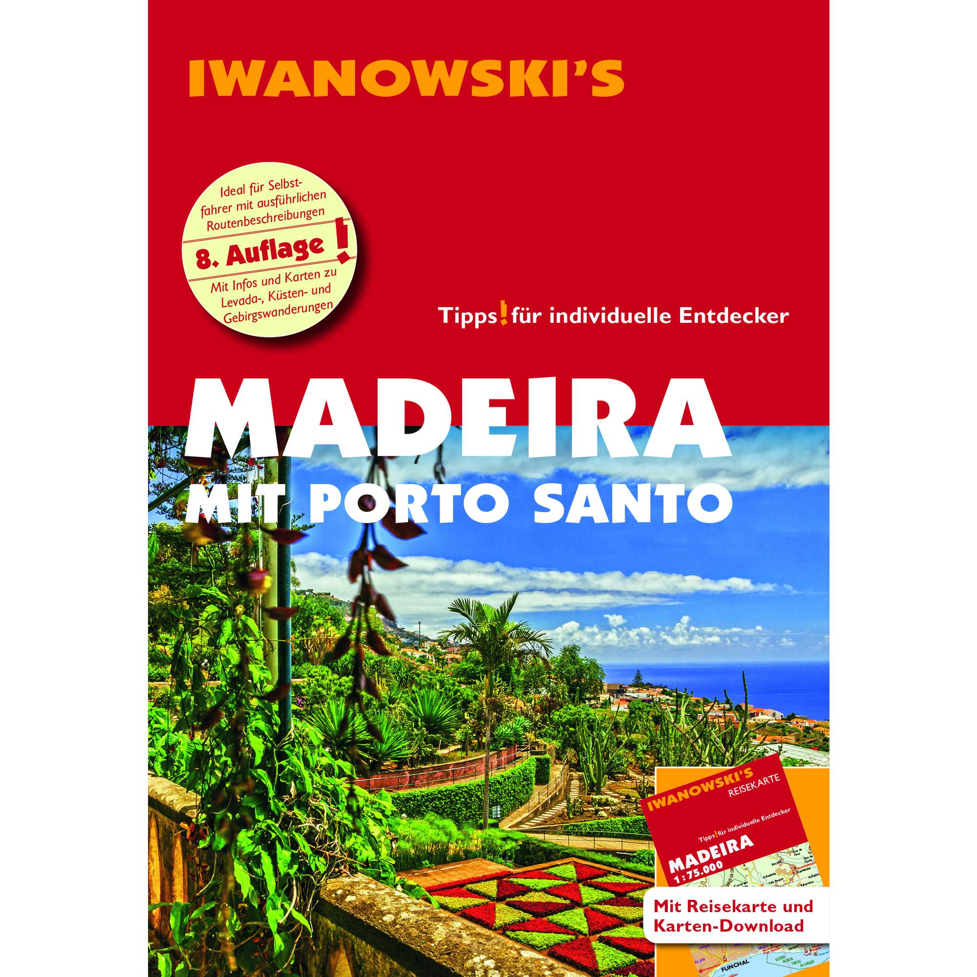IWANOWSKI MADEIRA MIT PORTO SANTO, 16,95 Euro