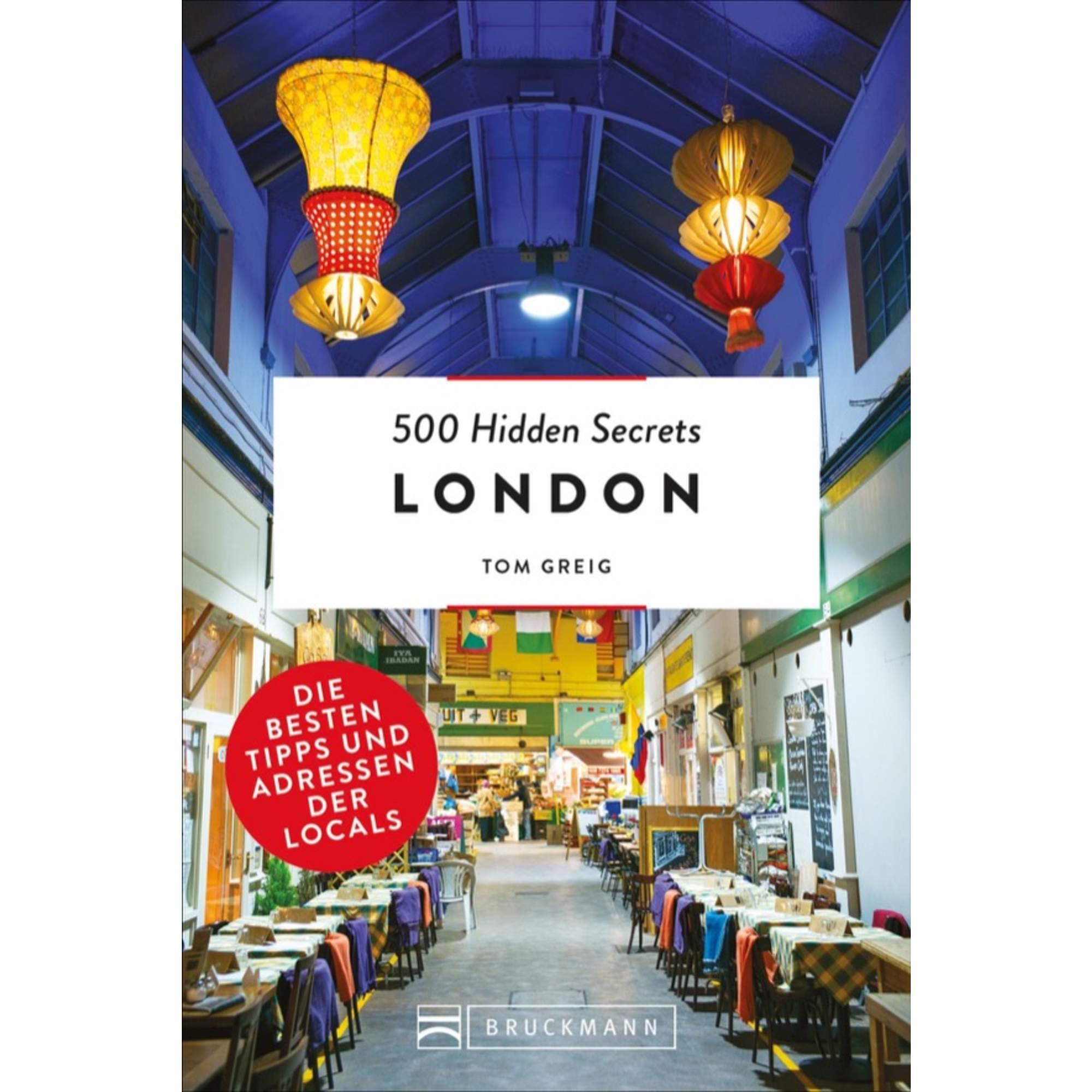 500 HIDDEN SECRETS LONDON, 16,99 Euro
