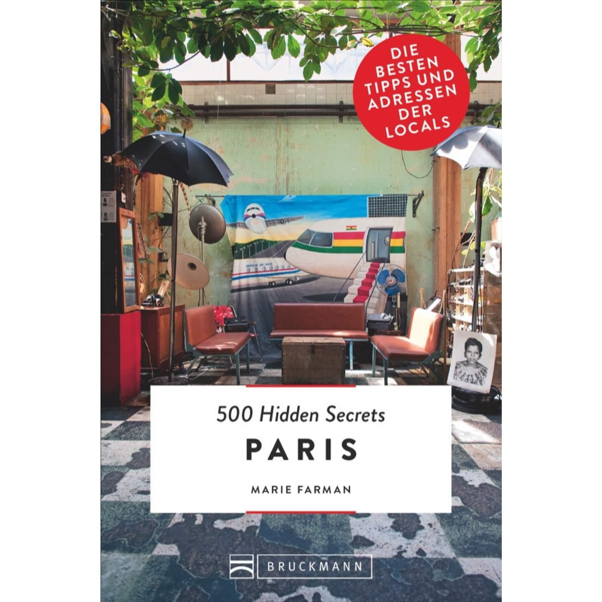 500 HIDDEN SECRETS PARIS, 16,99 Euro