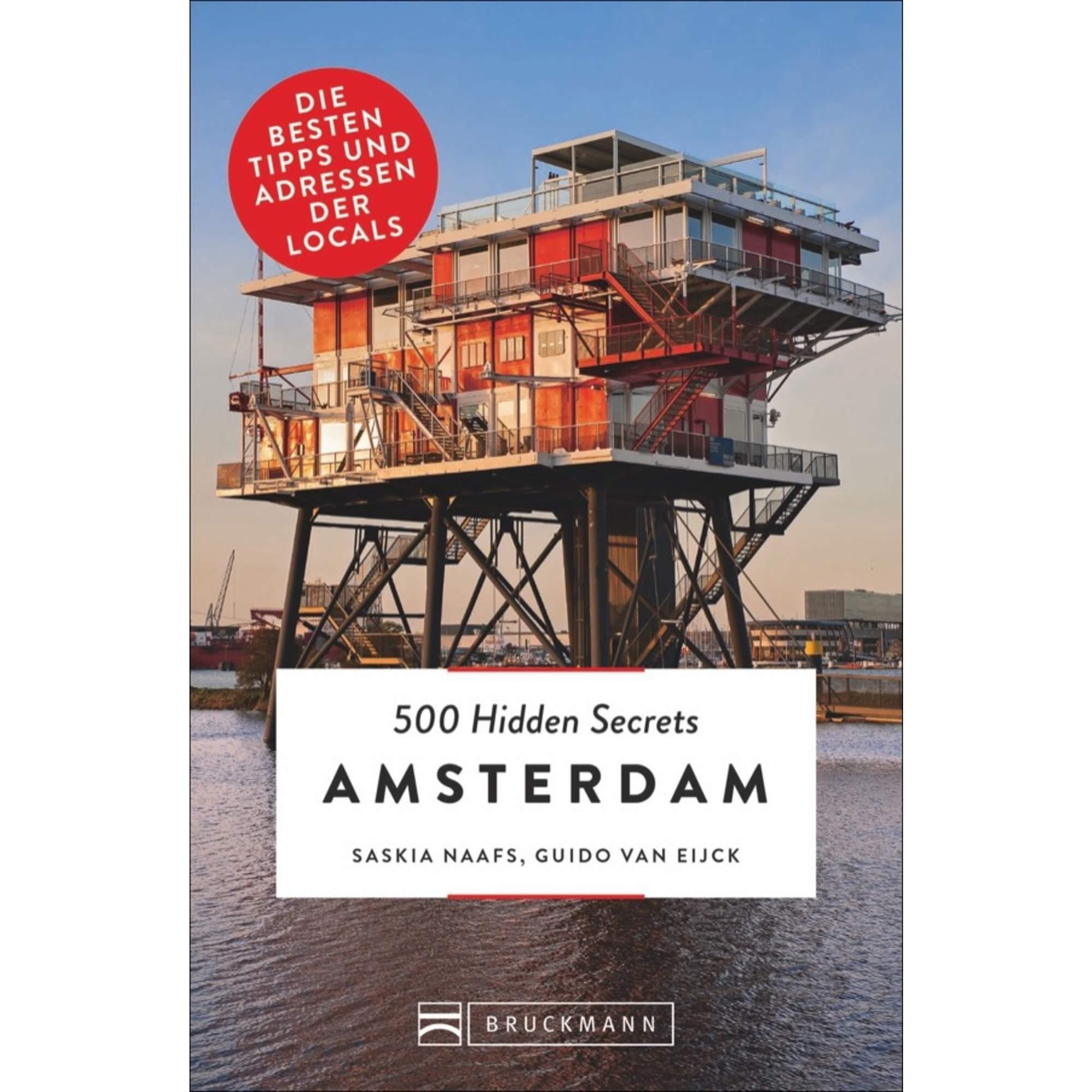 500 HIDDEN SECRETS AMSTERDAM, 15,99 Euro