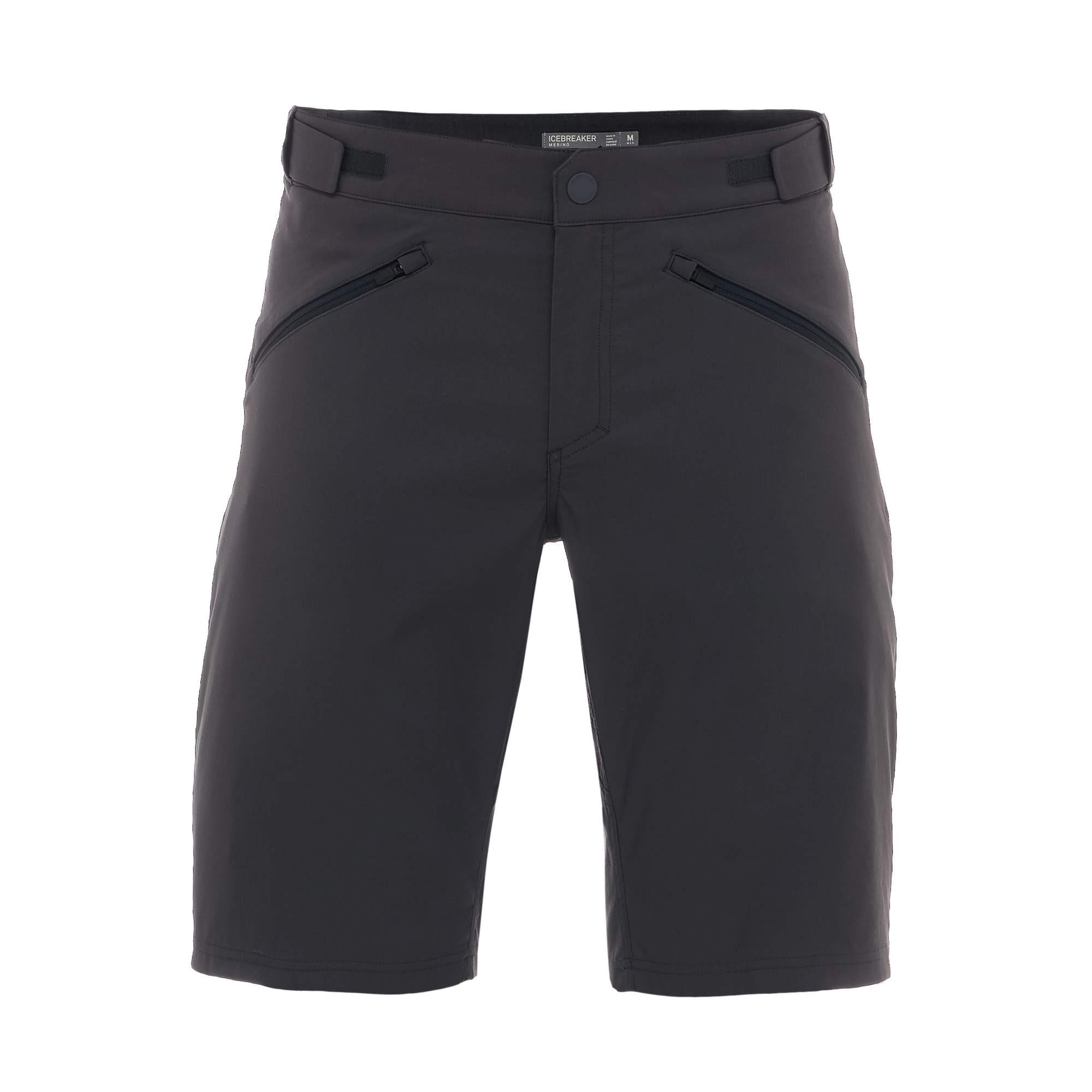 Icebreaker Persist Shorts Männer Gr. L - Trekkinghose - grau