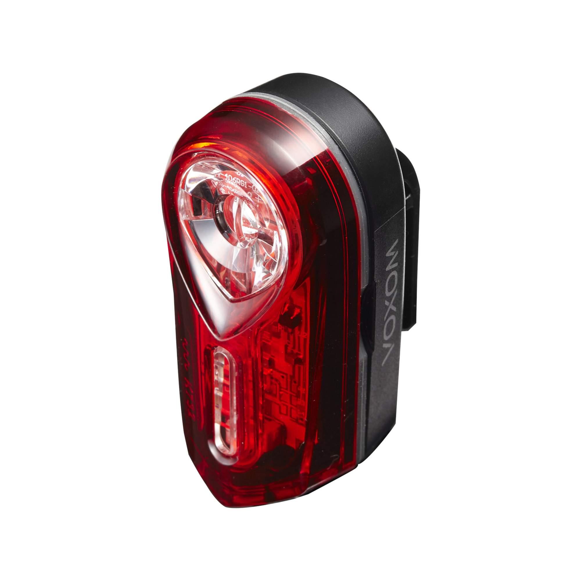 Voxom RÜCKLICHT LH5 - Fahrradbeleuchtung - rot