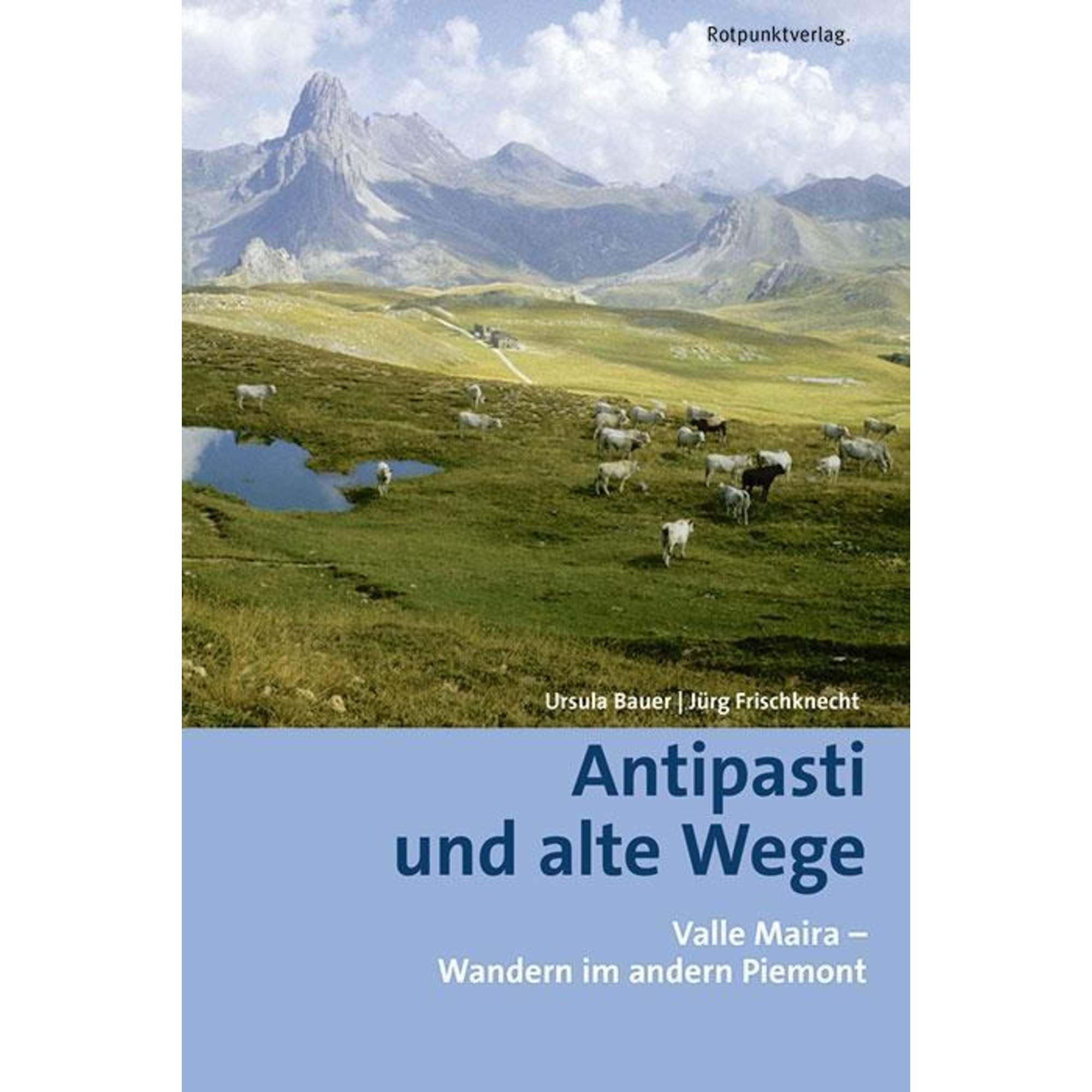 Antipasti und alte Wege, 29,00 Euro