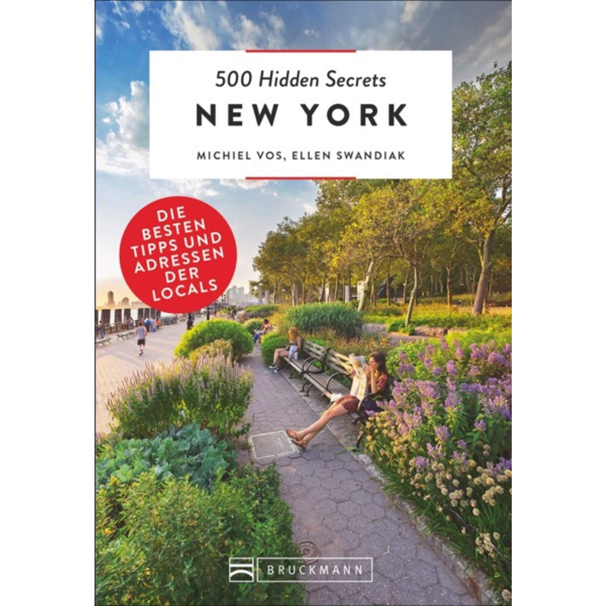 500 HIDDEN SECRETS NEW YORK, 15,99 Euro