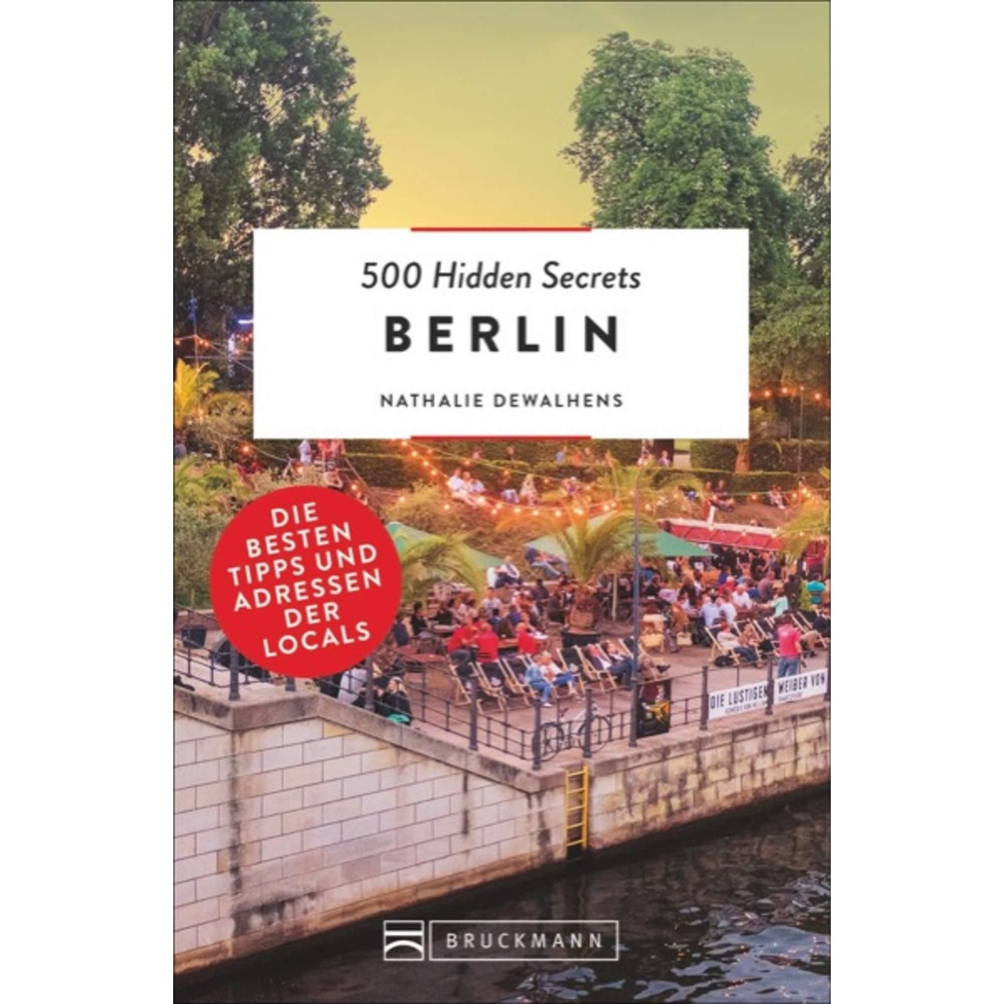 500 HIDDEN SECRETS BERLIN, 16,99 Euro