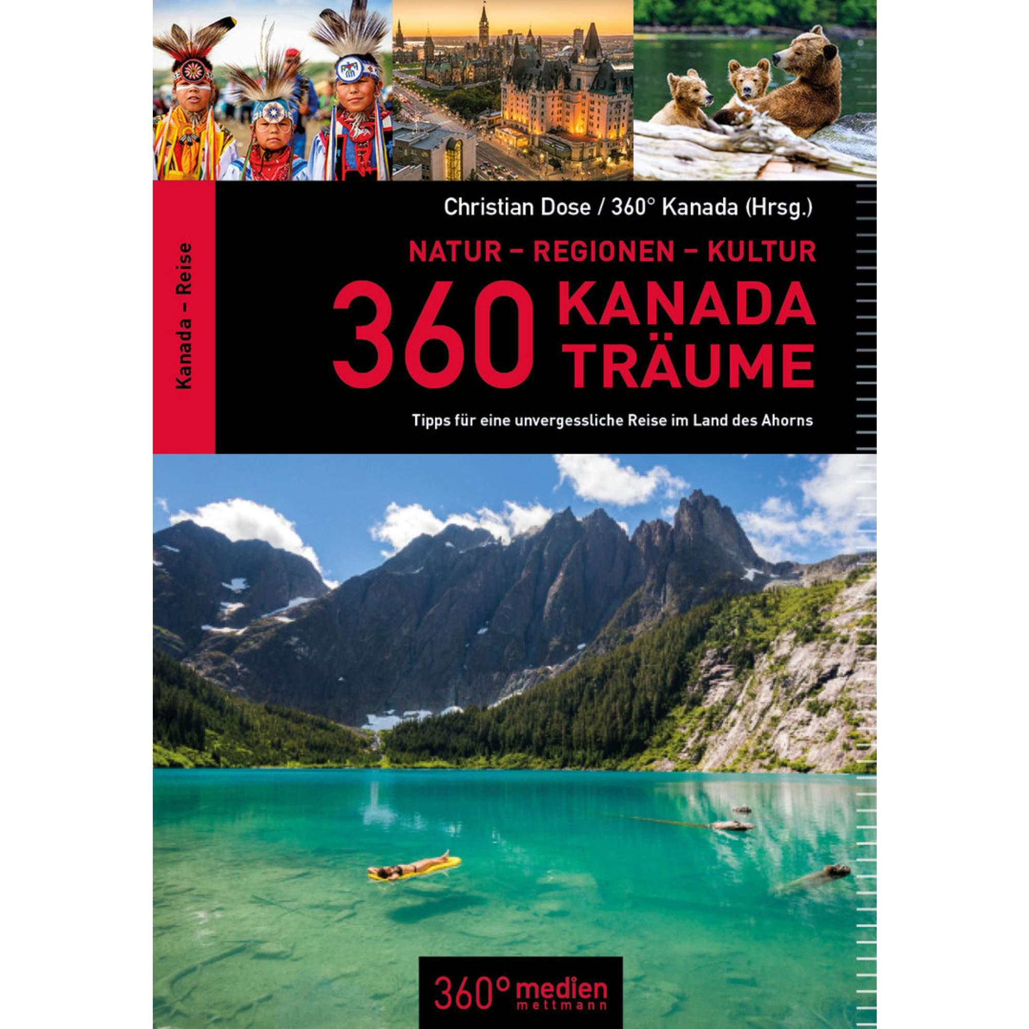 360 KANADA-TRÄUME, 24,95 Euro